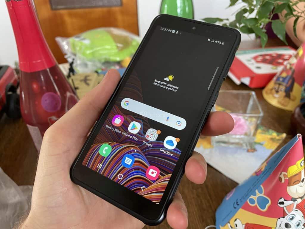Samsung Galaxy XCover 5 testy