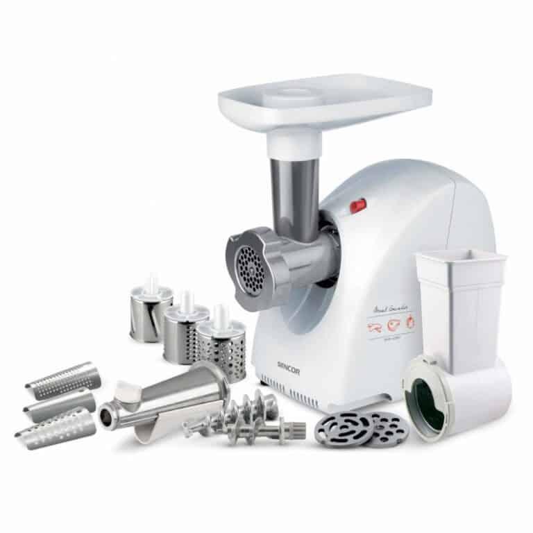 Elektrický mlýnek Sencor SMG 4382 - recenze
