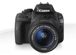 Recenze Canon EOS 100D (Rebel SL1)
