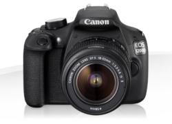 Recenze Canon EOS 1200D (neboli Rebel T5)