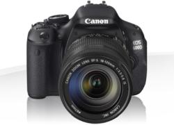 Recenze Canon EOS 600D (Rebel T3i)
