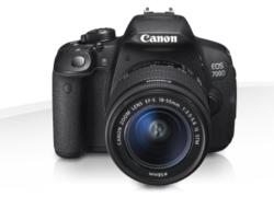 Recenze Canon EOS 700D (Rebel T5i)