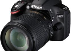 Recenze Nikon D3200