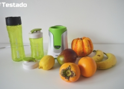 Recenze smoothie mixéru Domo DO 436 BL