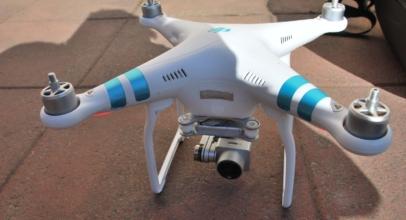 Recenze dronu DJI Phantom 3 Standard