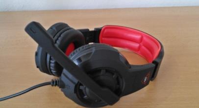 Recenze sluchátek Trust GXT 310
