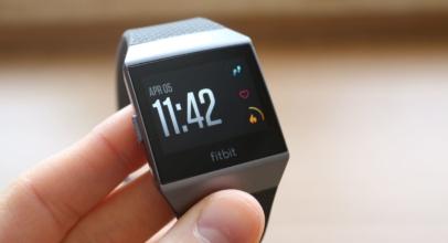 Recenze chytrých hodinek Fitbit ionic