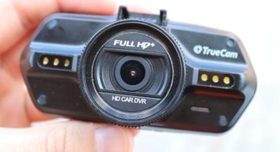 Recenze autokamery TrueCam A7s