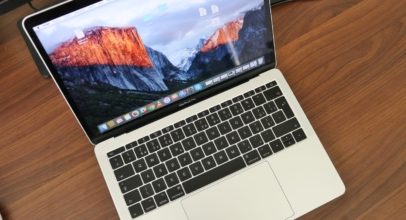 Recenze MacBook Pro 13″ (2017)