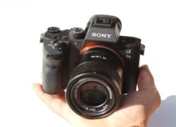 Recenze Sony Alpha A7 III