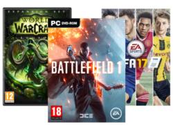 Nejlepší PC hry roku 2017 a 2016
