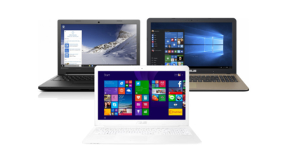 Nejlepší notebooky do 10 000 Kč roku 2018