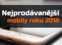 Nejprodávanější mobilní telefony – Leden 2018