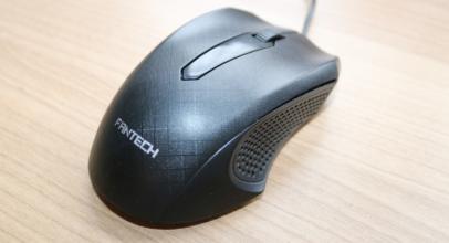 Recenze optické myši Fantech T530 (z Číny jen za 80 Kč)