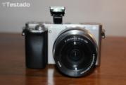 Recenze Sony Alpha A6000