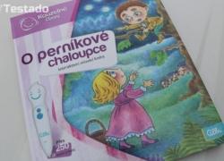 Recenze: Albi Elektronická tužka s knihou Perníková chaloupka