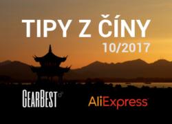 7 tipů na levnou elektroniku z Číny (10/2017): Dron, hodinky a další